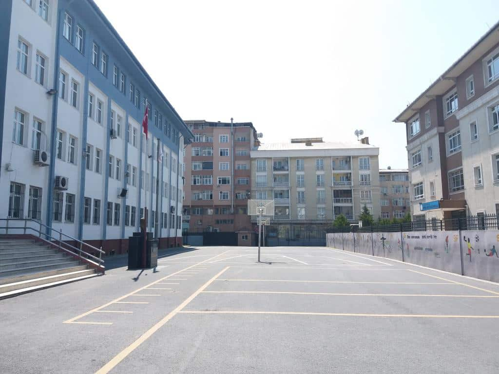 İSTANBUL / ESENLER - 125 Yıl Ortaokulu